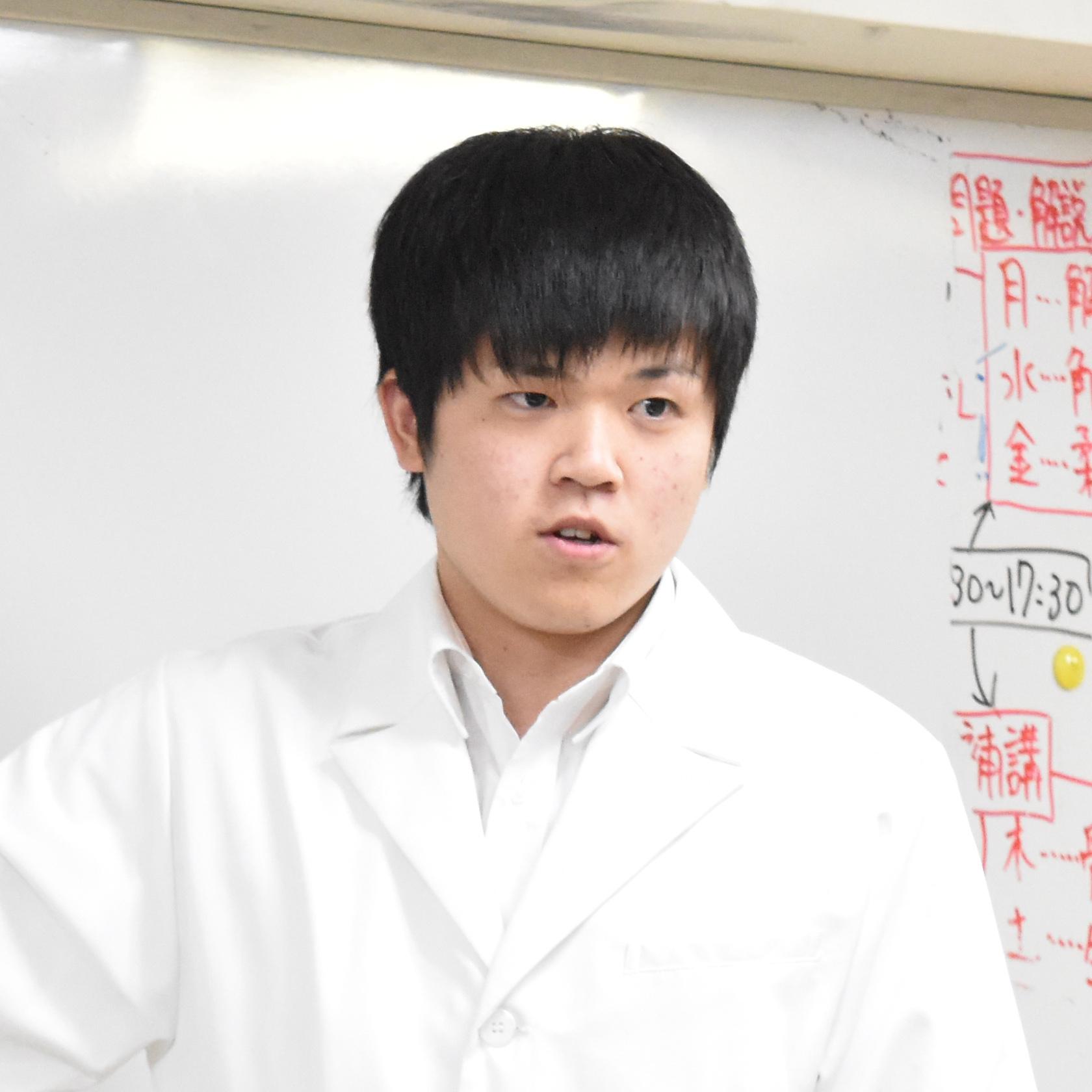 柔道整復師の専門学校講師 川村 宣広先生