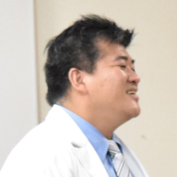 柔道整復師の専門学校講師 井上 正益先生