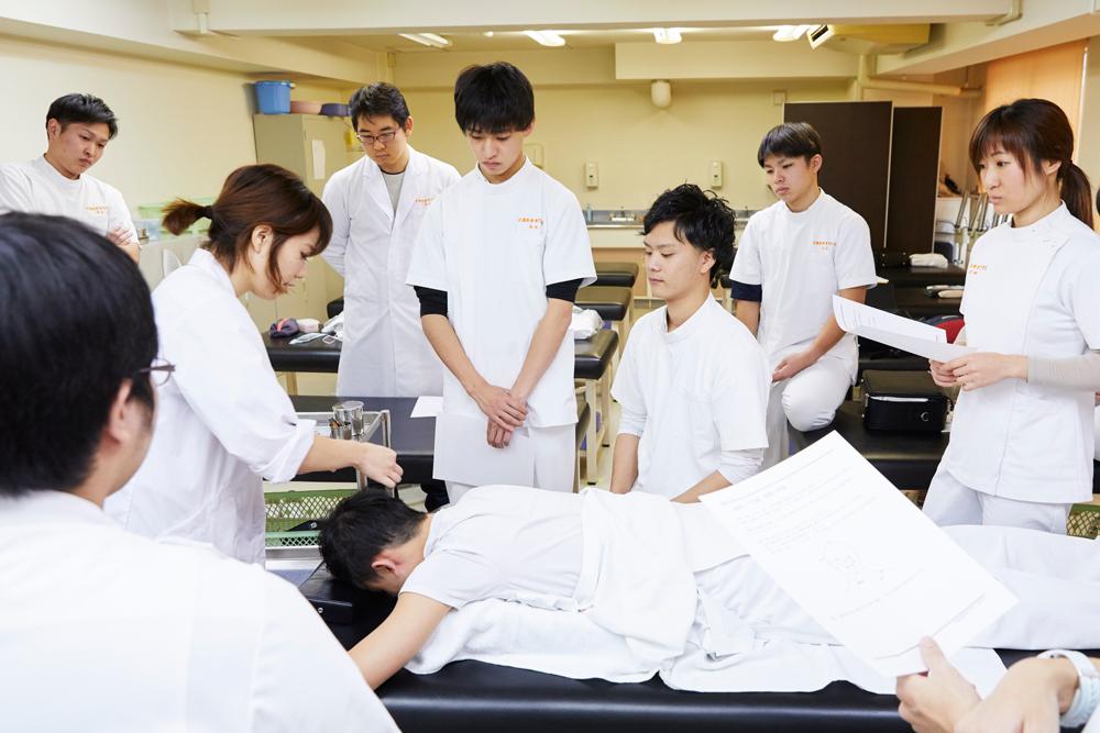 鍼灸師のカリキュラム
