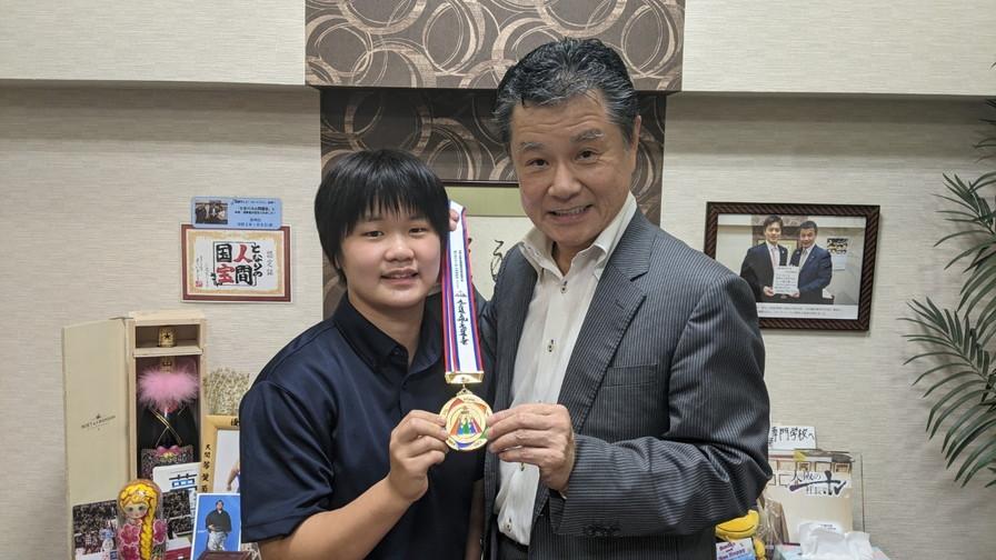 レスリング・インターハイチャンピオン北出桃子選手来校_210831_30.jpg