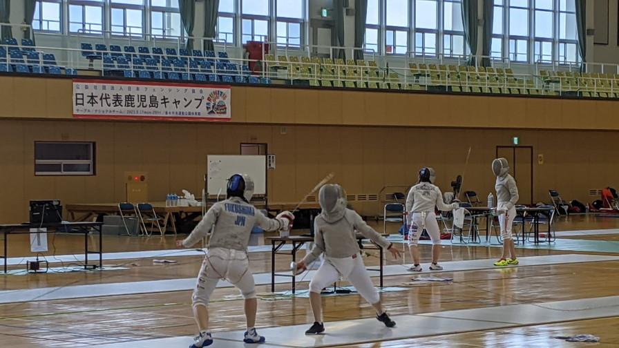 東京オリンピックフェンシング日本代表強化合宿鹿児島_210519_123.jpg