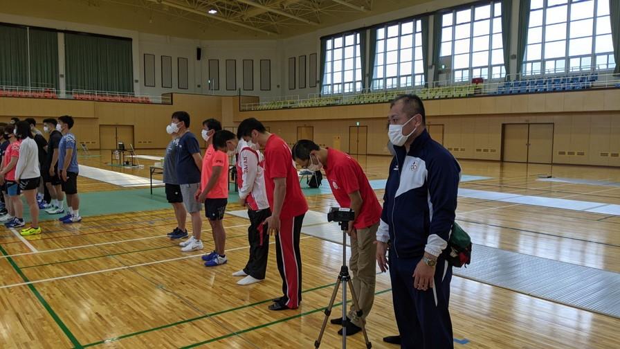 東京オリンピックフェンシング日本代表強化合宿鹿児島_210519_68.jpg