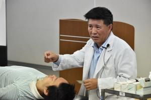 劉先生治療