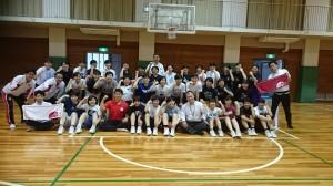 賢明学院バスケット部