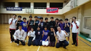 奈良女子高等学校バスケット