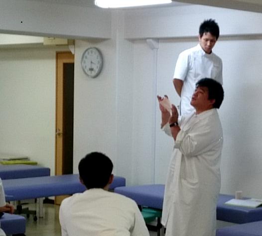 井内先生の教育実習の様子②